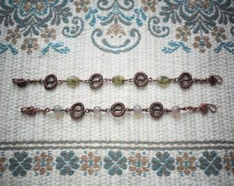 Wirewrapped Bracelets