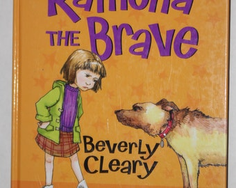 Ramona the Brave Read-Aloud Edition - Over-sized Book - Large Print Children's Book