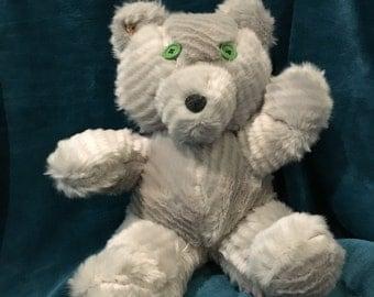 "Handmade 11"" Teddy Bear"