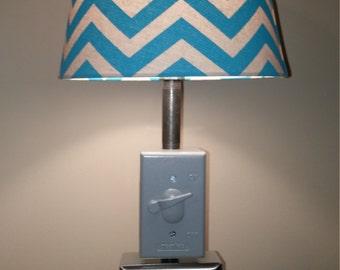 Unique USB Charging Pipe Lamp