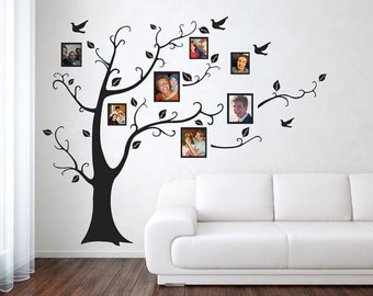 Family Tree Wall Decal (XL)