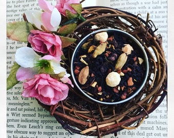 Chocolaty Chai-Black-Tea- Chai-Gypsy-Soul-chocolate-natural-black-healthy-gifts-favors-her-hot-antioxidant-quality-all-natural-blend-unique