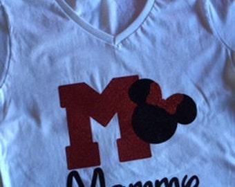 Mommy Minnie Shirt