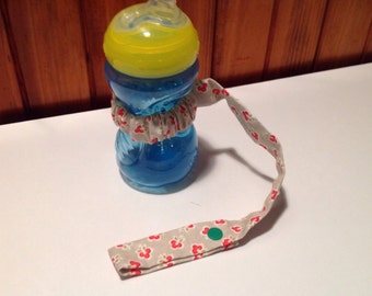 Sippy Cup Strap  - Baby/Toddler