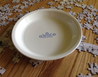 Pie Plate by Corning Ware