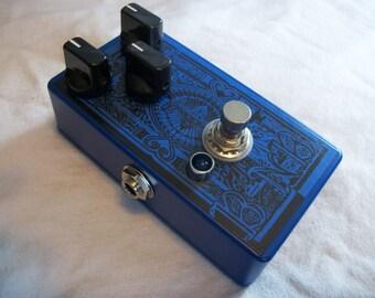 BNB - OverDrive - Guitar Effect Pedal - HandMade - BluesBreaker Clone