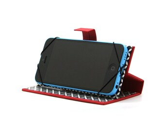 IPhone case 5 in waterproof canvas