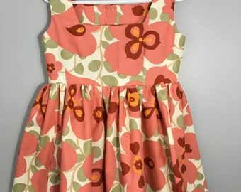 Bold Blossoms Jumper / Dress