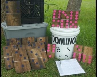 Yard Dominoes
