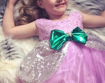 Princess Ariel Dress