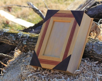 Hand Crafted Photo Box