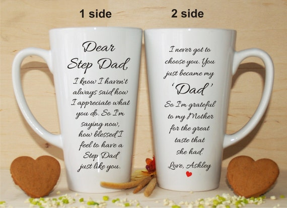 Wedding Gift For Step Dad : Step father gift-Step dad gift-Step father of the bride gift-Step ...