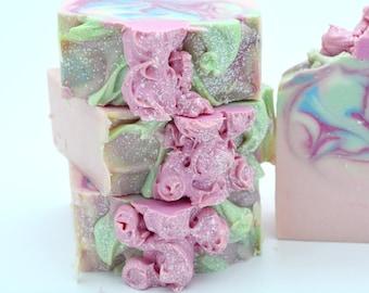 Rose Cottage Handmade Soap
