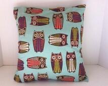 Owl Throw pillow