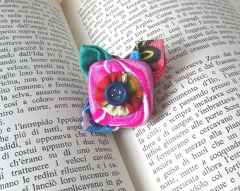 Vintage Style, Boho jewelry, Shabby chic, Boho Glam, Wearable Art, One of a kind, Polymer clay, Small, Handmade, Fun, Jewelry, Unique, Funky