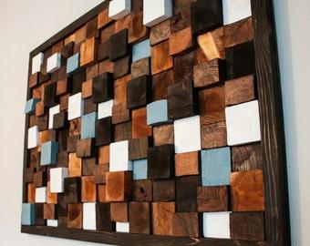 Reclaimed art, reclaimed wood art, reclaimed decor, wood wall art, decor, wood decor, reclaimed art, wood art