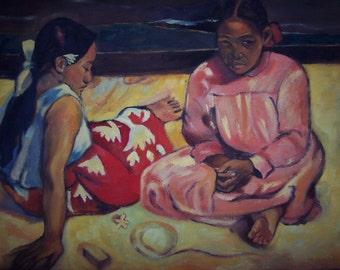 Copy of author - Gauguin