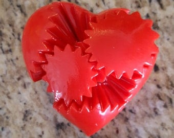 Heart Gears - Twisting and Functional