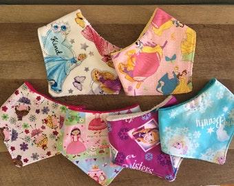 Girl bandana set
