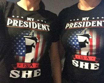Presidential Tshirt
