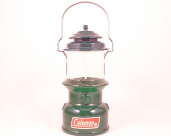 Avon Coleman Green Lantern by Avon, Wild Country Cologne, Sweet Lantern, Perfect for Rustic Cabin, Vintage Camper, Avon Bottle Collector