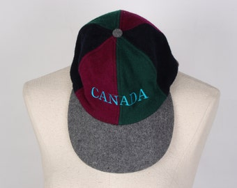 90's Style Canada Hat