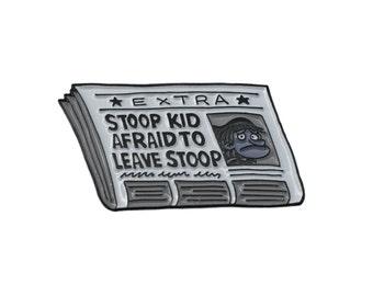 Stoop Kid - Enamel Pin