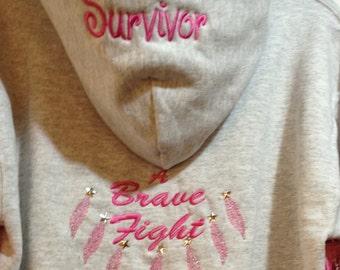 Breast Cancer Hoodie