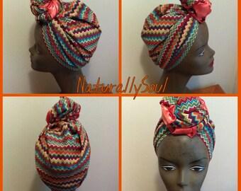 Ethnic Head Wrap/ Turban