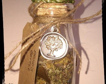 Druid's Bottle / * Pagan * Nature Magick *