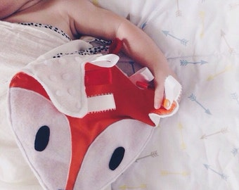 Fox sensory blanket