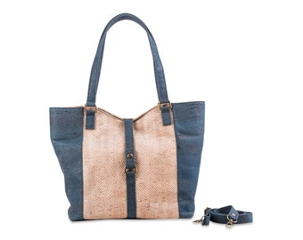 Cork bag, tote bag, shopper