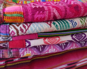 Huipil Pillow covers