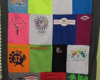 Race Shirt / Jersey Quilt