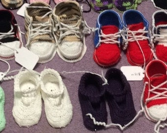 Baby All-Star Shoes