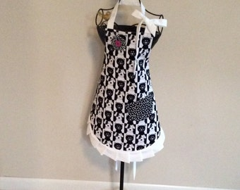 Child's Apron Reversible