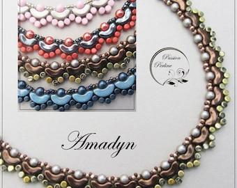 KIT diy necklace AMADYN