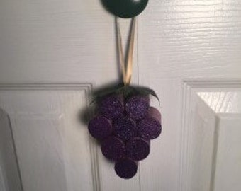 Grape Cluster Ornament