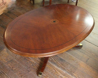 Vintage Inlaid Lane Coffee Table  ***Local Pickup Only***