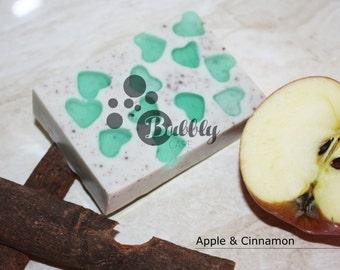 Apple & Cinnamon Handmade Soap