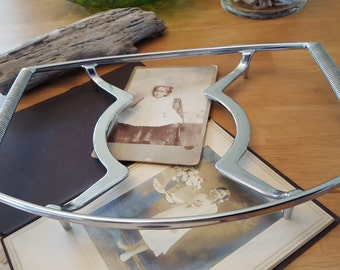 Vintage Corningware casserole Dish holder Stand trivet P-10-M-1