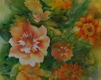 Batik art for sale