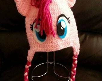 My Little Pony Pinkie Pie beanie