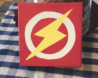 The Flash Canvas