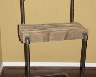 Industrial bar stools