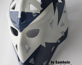 Hockey goalie mask (do not use in sports)