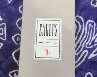 1994 Eagles Hell Freezes Over VHS