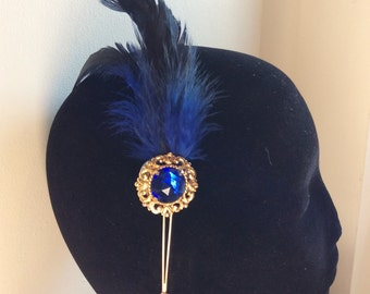 Feathers & Vintage - #20 Hairband