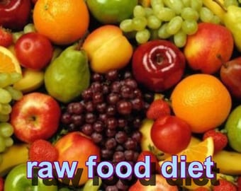 All You Wanted To Know About The Raw Food Diet Find out more about all-natural diet plan! - PDF eBook