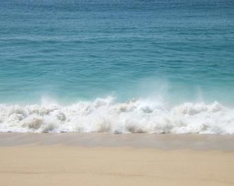 Waves, Landscape photograph